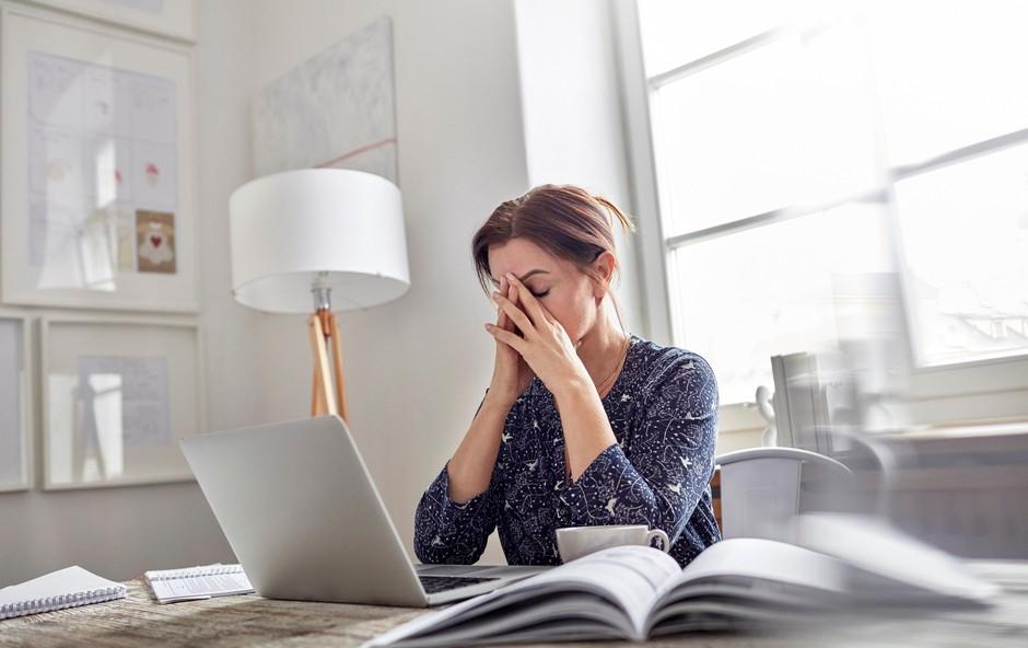 3 znaki, da ste izgoreli (in ne le pod stresom) (foto: Profimedia)