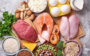 So boljše beljakovine živalskega ali rastlinskega izvora?