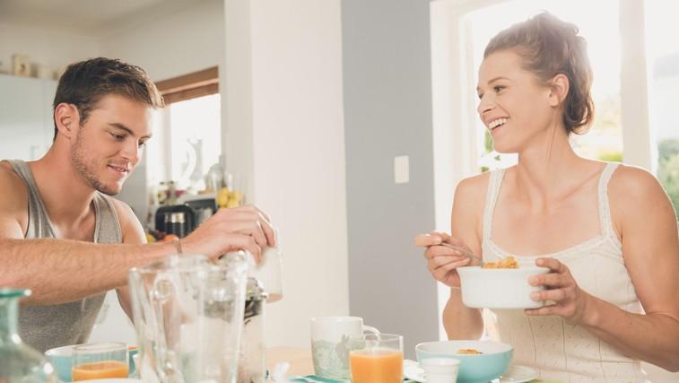 Kako število obrokov vpliva na naše zdravje? Koliko jih moramo sploh pojesti na dan? (foto: Profimedia)