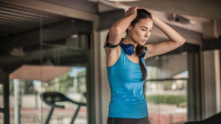 Kaj storiti, ko vas vadba spravlja v stres? (foto: profimedia)