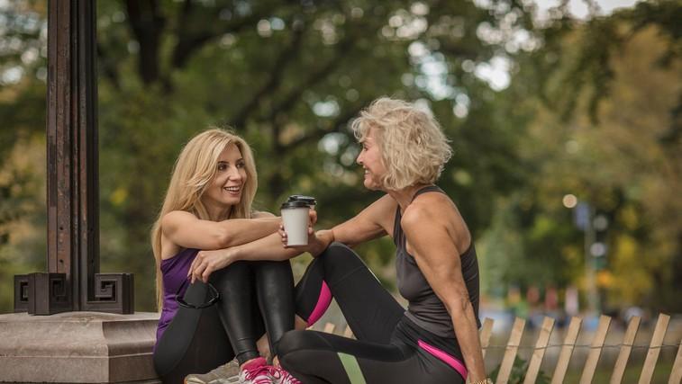 Jutranja vadba vam bo razkrila te čudovite skrivnosti (foto: profimedia)