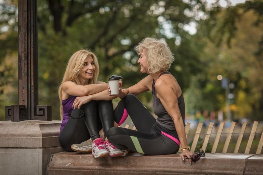 Jutranja vadba vam bo razkrila te čudovite skrivnosti