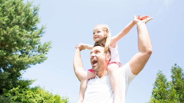 6 stvari, ki si jih bodo otroci zapomnili o vas, tudi ko odrastejo (foto: profimedia)