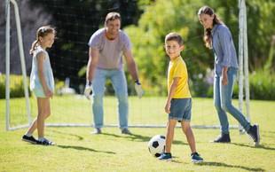 Kako (p)ostati aktivna družina? 20 preprostih nasvetov