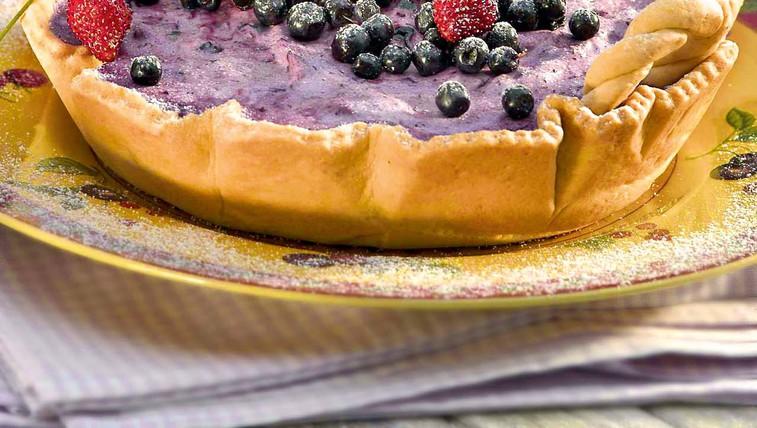 Borovničeva pita (foto: Profimedia)