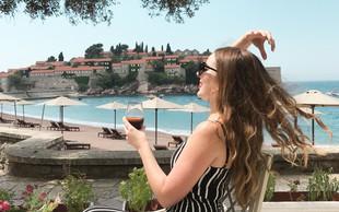 VIDEO: Poglejte, kaj je na Mercatorjevem potovanju v Črno goro doživela Katja Grudnik