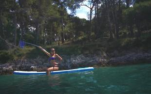 Alenka Košir: Končno morje in ...