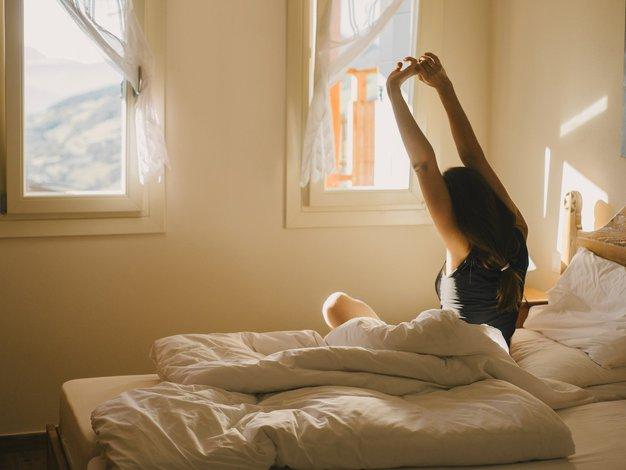 Pomanjkanje spanja se sčasoma pozna tudi na našem videzu - Foto: profimedia