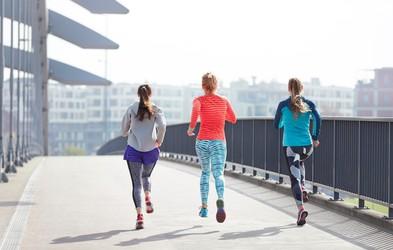 Kaj tekači razmišljajo med maratonom?
