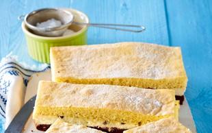 Tribarvni kolač
