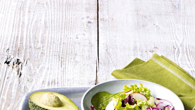 Quesadilla z avokadom, paradižniki in sirom (foto: Profimedia)