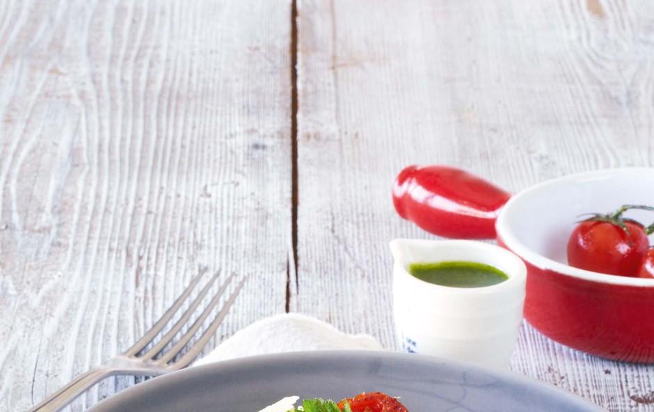Peteršiljeva rižota s paradižniki (foto: Profimedia)