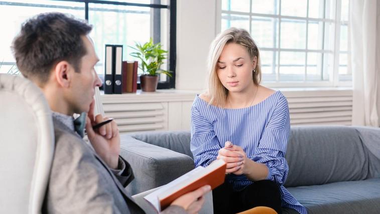 10 znakov, da potrebujete pogovor s terapevtom (foto: Profimedia)