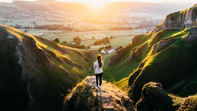 Koliko časa dnevno preživite v naravi? (foto: unsplash)