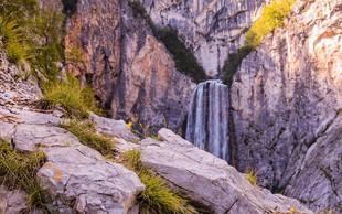 Ideja za izlet: Slap Boka - najbolj vodnat slap v Sloveniji