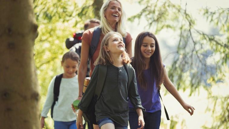 7 nasvetov za popoln pohod z otroki (foto: profimedia)