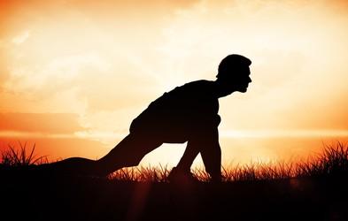 Kako postati hitrejši tekač?
