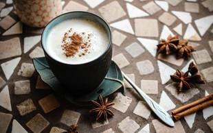 Naredite svojo skodelico kave bolj zdravo