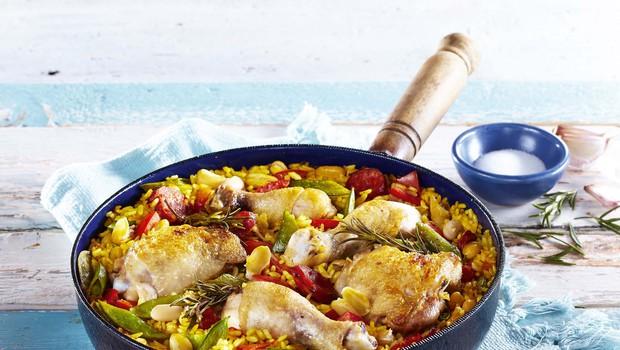 Španska paella s piščancem (foto: Profimedia)