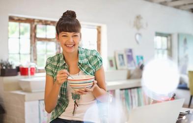 Posvojite navade, ki vas bodo vodile do boljših odločitev glede prehrane