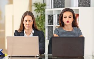 Izogibajte se konfliktov na delovnem mestu