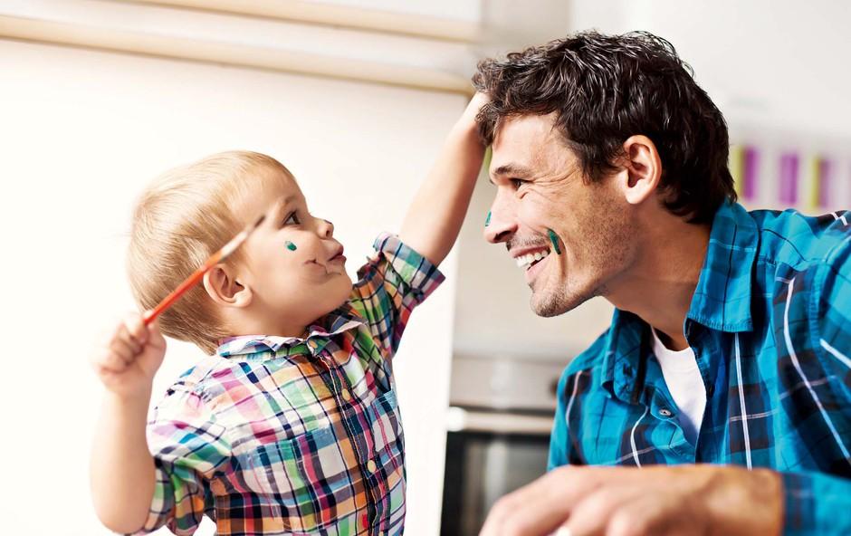 7 znakov, da bo dober oče (foto: Shutterstock)
