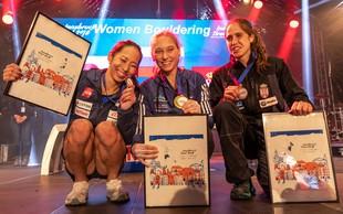Janja Garnbret: Pri 19 letih že drugič svetovna prvakinja!