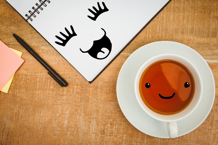 Naredite spodbudne opomnike V dnevu večkrat potrebujemo malce spodbude za sestanek, doma pripravljen obrok, zdrave odločitve … Zato natisnite, pobarvajte …