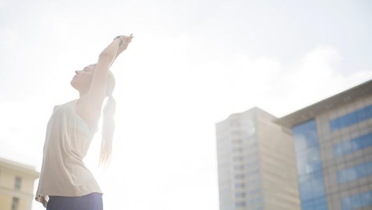 Bi se morali pred treningom tudi miselno ogreti? (foto: profimedia)