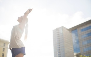 Bi se morali pred treningom tudi miselno ogreti?