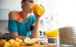 5 zmotnih prepričanj o zdravi prehrani športnikov