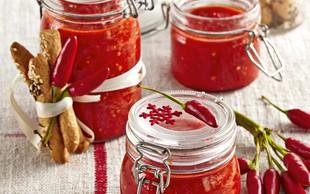 Domača harissa in ideje za slastne recepte (pripravljeno v 30 minutah)