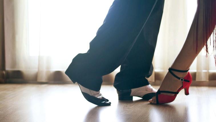 Kadar je ljubezen  bolezen, je ples zdravilo (foto: Shutterstock)