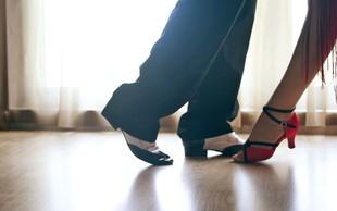 Kadar je ljubezen  bolezen, je ples zdravilo