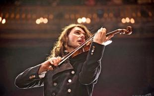 David Garrett: Čudežni deček, ki je violino v roke prvič prijel pri štirih letih