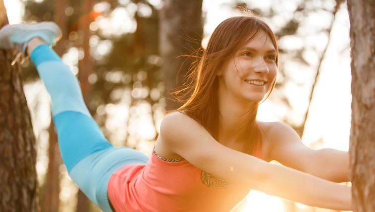 Če želite ohraniti mladosten videz, več časa namenite športu (foto: profimedia)