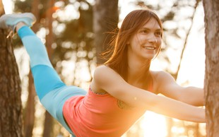 Če želite ohraniti mladosten videz, več časa namenite športu