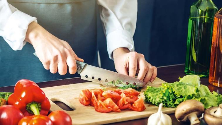 Jesenska dieta  z ribami in s česnom (foto: Shutterstock)