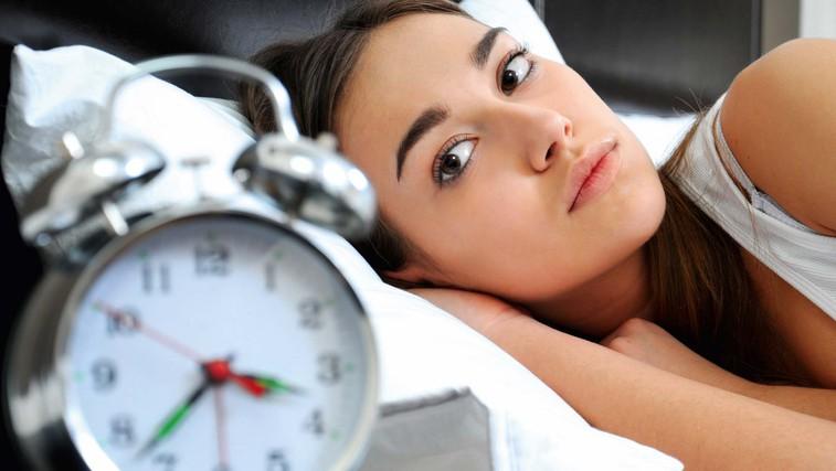 Ura, ob kateri se prebudite, razkriva vzrok za težave s spanjem (foto: Shutterstock)
