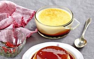 Karamelna krema s čilijem