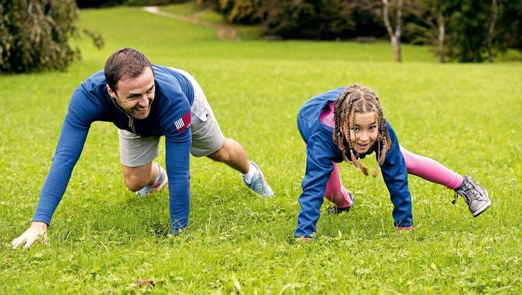 Ranko Babić : Pomembno je, da ima otrok vzor (+ VIDEO z nasveti trenerja) (foto: Primož Predalič, Natalija Jelušič Babič)