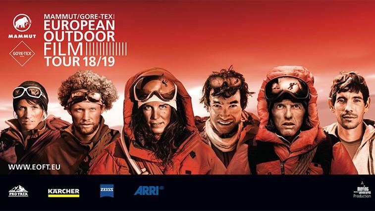 Najbolj nore zgodbe: European Outdoor Film Tourprihaja v Ljubljano, Kranj in Maribor (foto: eoft)