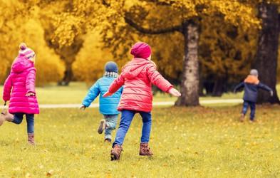 Lumpi tekovadba: 6 odličnih razlogov, zakaj se morajo otroci gibati