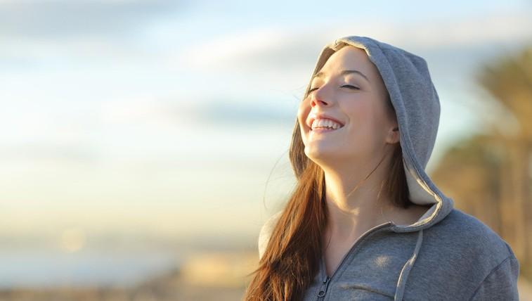 Zakaj nas zaboli, ko vdihnemo hladen zrak? (foto: profimedia)