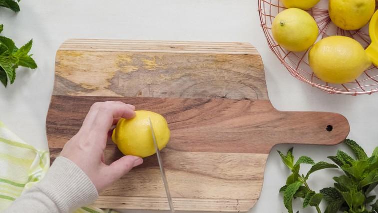 Tudi vi limone že ves čas režete narobe? (foto: Profimedia)