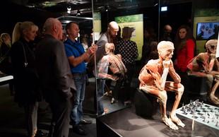 V Ljubljani odprli svetovno razstavo Body Worlds Vital - razstavo pravih človeških teles