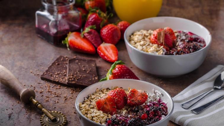 Čokoladen (zdrav) zajtrk v 10 minutah (foto: profimedia)