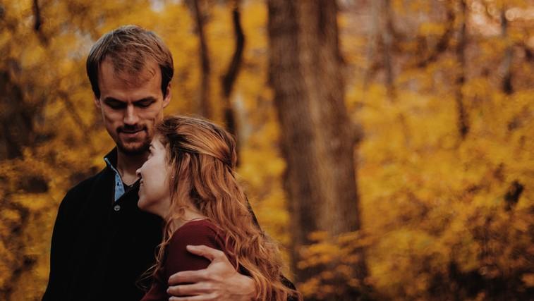 5 znakov, da je resnično zaljubljen (foto: Almos Bechtold, Unsplah)