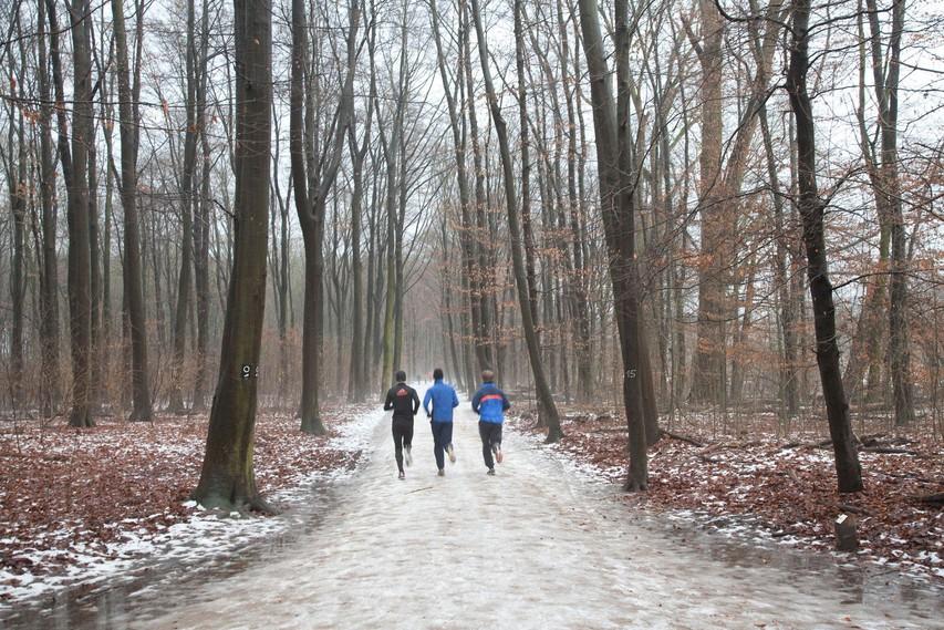 5 nasvetov, kako se motivirati za tek v hladnih dneh