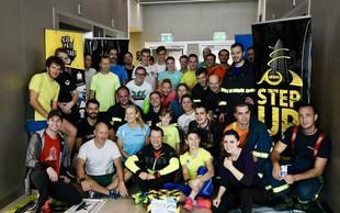 5. Alive Step Up - Pridružite se teku po stopnicah na najvišjo stavbo v Sloveniji!